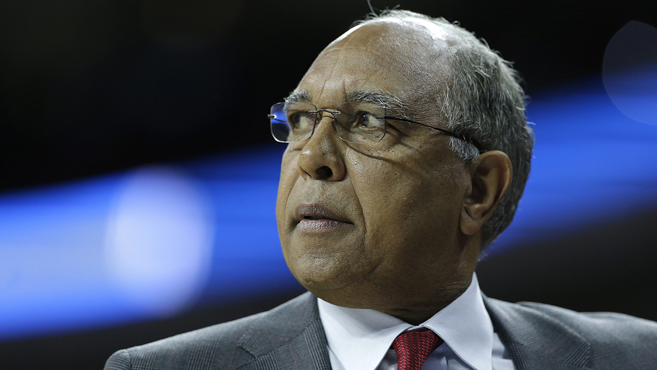 Tubby Smith won a national championship coaching Kentucky in 1998.