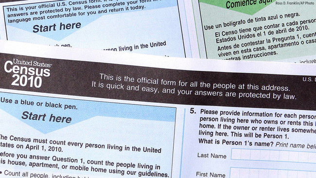 From 'deaf and dumb' to 'octoroon': Census questions that
