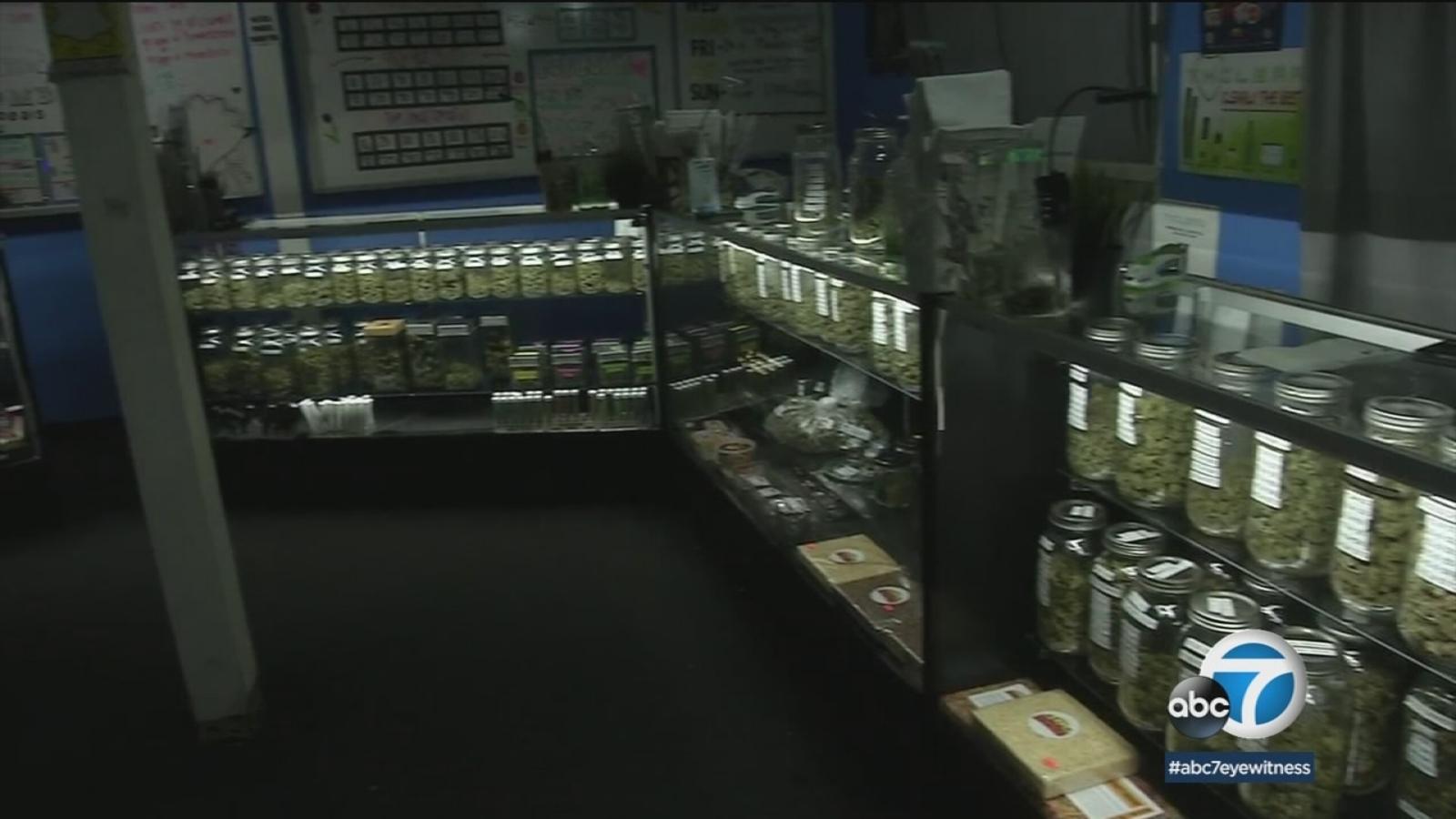 Anaheim cracks down on illegal marijuana dispensaries | abc7 com