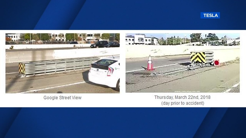TIMELINE: ABC7 investigates deadly Tesla crash on Highway