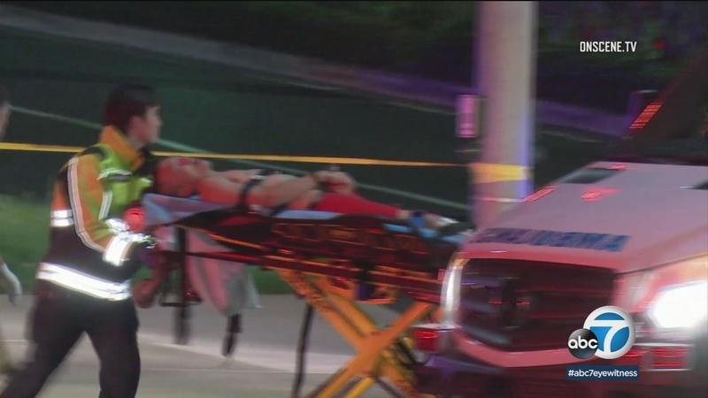 Suspect shot by Anaheim police in Irvine