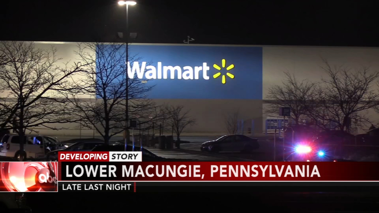 authorities id man killed in police involved shooting at walmart parking lot in lehigh county pennsylvania 6abccom