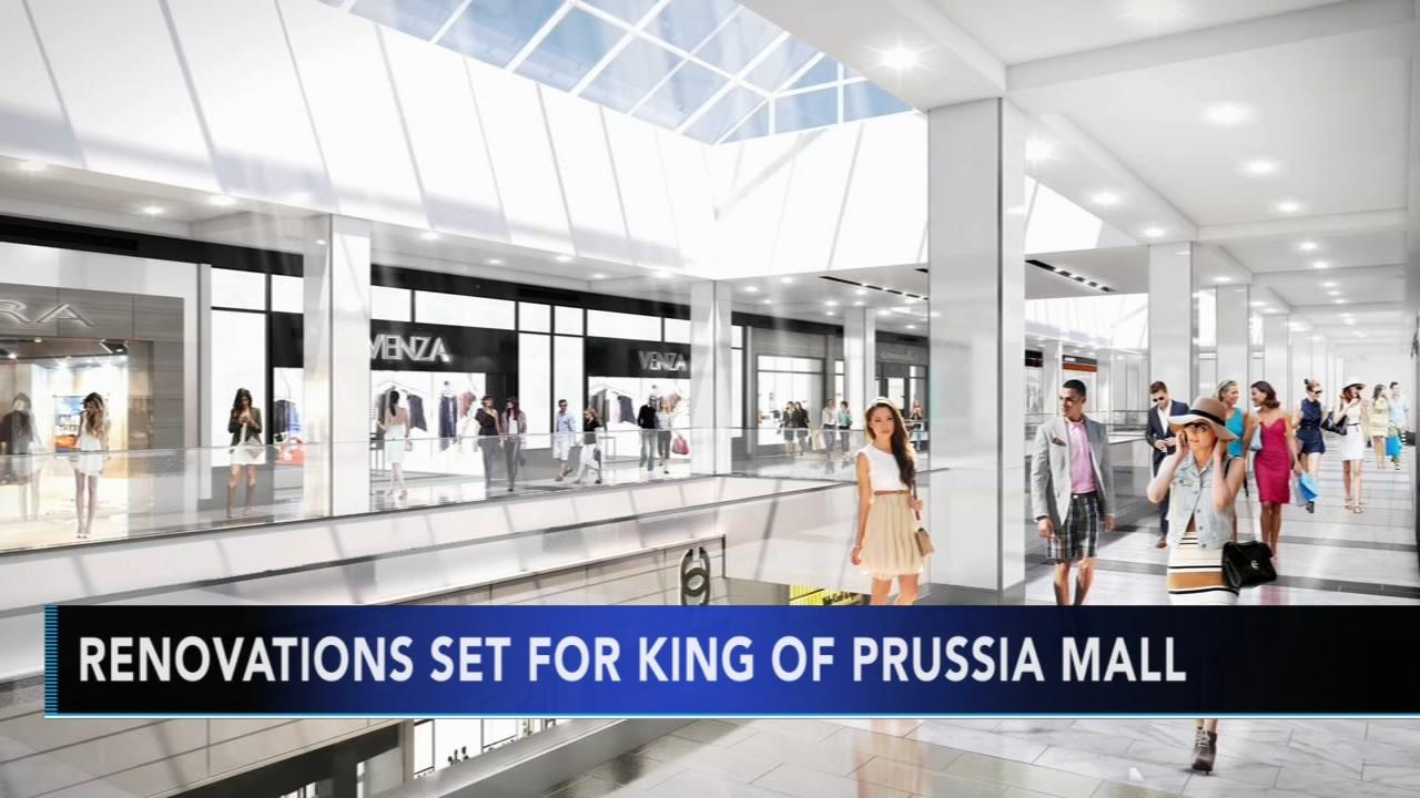 More Remodeling For King Of Prussia Mall 6abccom