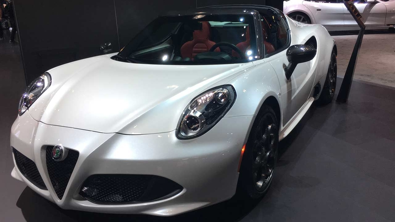 PHOTOS Hot New Rides At New York International Auto Show - New york auto show