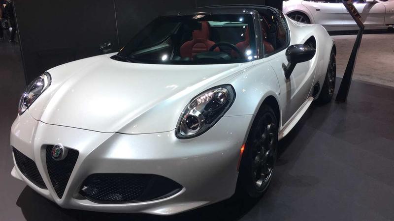PHOTOS Hot New Rides At New York International Auto Show - New york auto show