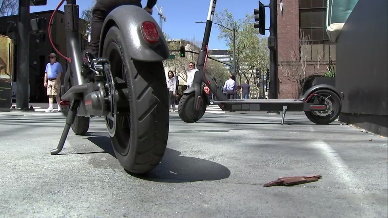 Powered scooters to be regulated in San Francisco following SFMTA