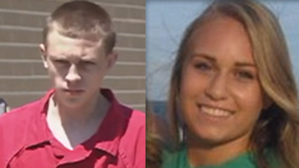 Julianne Siller and Tristan Stahley