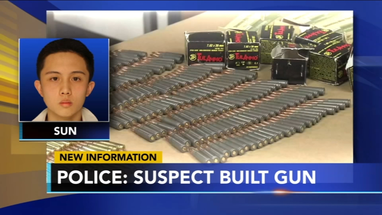 Police Exchange Student Built Gun From Parts Bought Online
