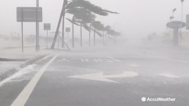 2019 Atlantic Hurricane names list: Hurricane Dorian ...Hurricane Sally 2020