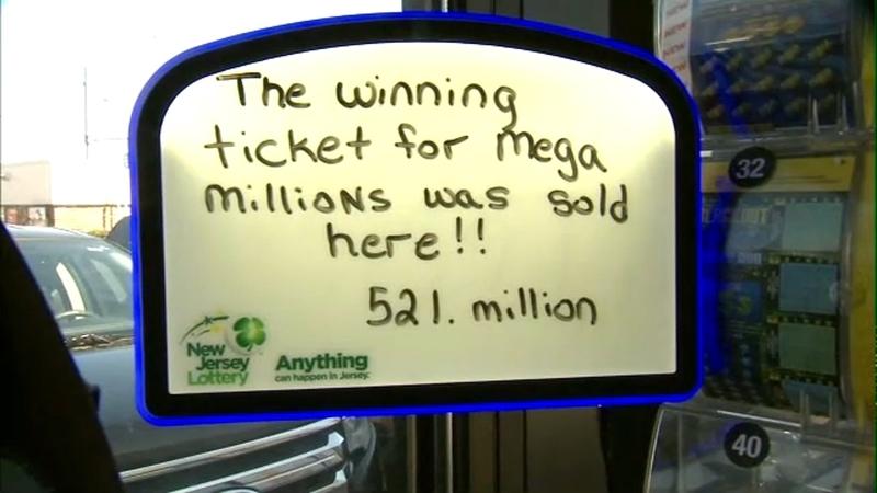 Store owner has message for Mega Millions winner