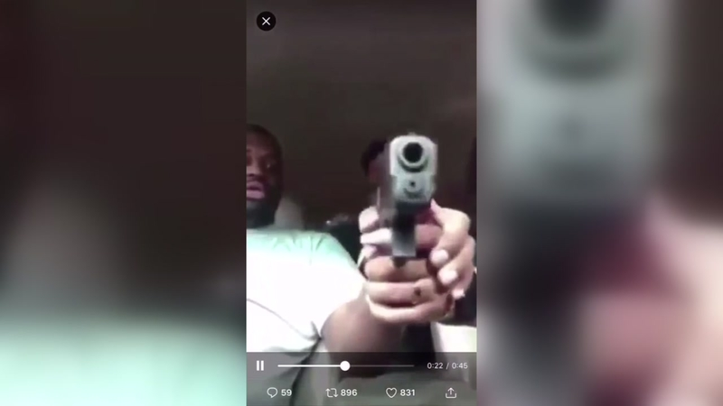 Facebook Live captures moment Houston man shot in head