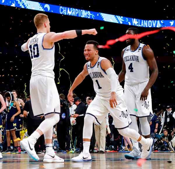"<div class=""meta image-caption""><div class=""origin-logo origin-image ap""><span>AP</span></div><span class=""caption-text"">Villanova basketball players celebrate after the championship game of the NCAA college basketball tournament championship game against Michigan.</span></div>"