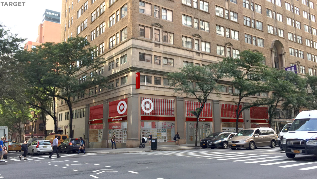 New Target Stores To Open In Upper East Side Staten Island
