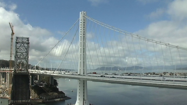 Report: Bay Bridge bolts may not need to be replaced