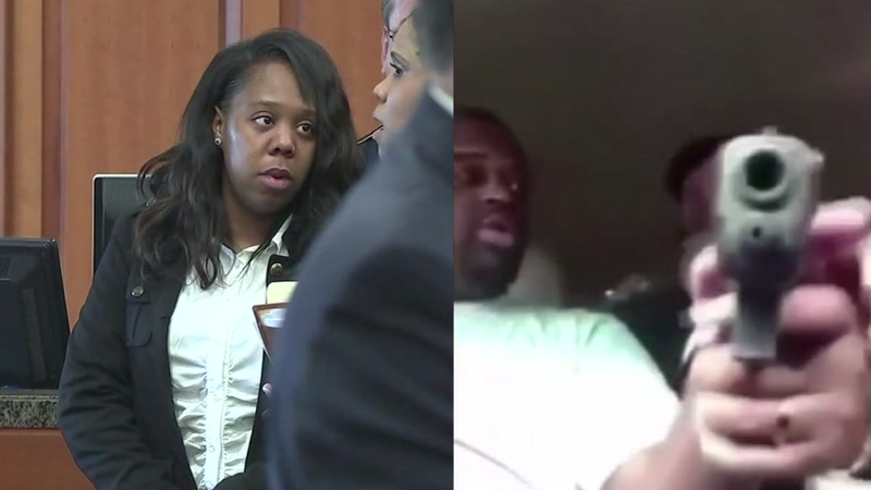 Woman accused of shooting man on Facebook Live facing judge