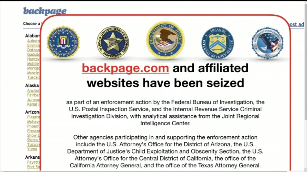Backpage of los angeles