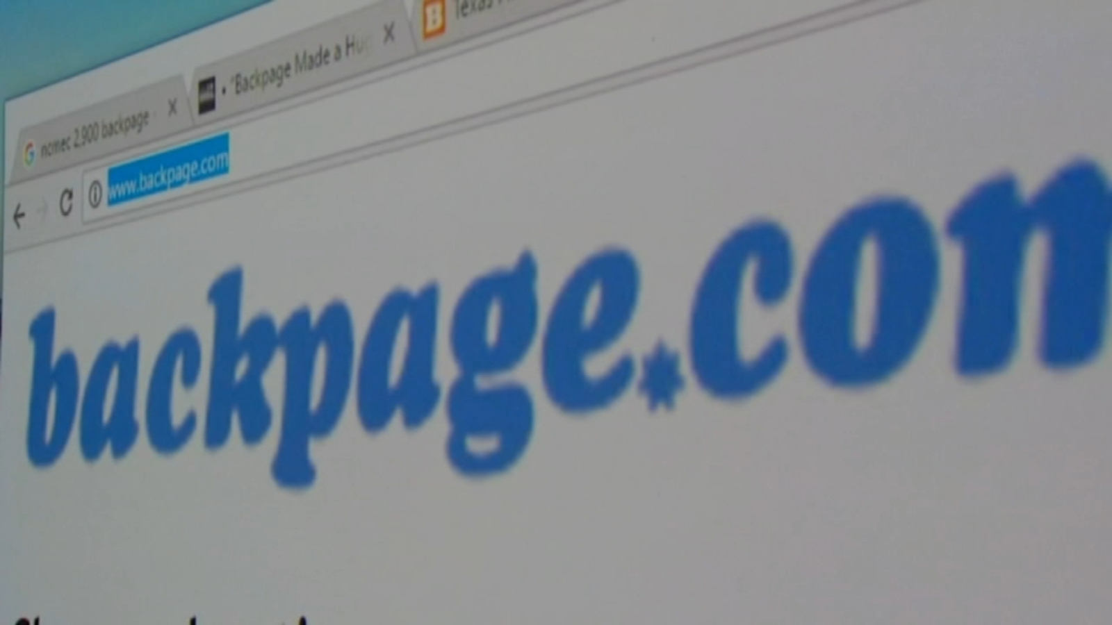 Is backpage what 12 Best