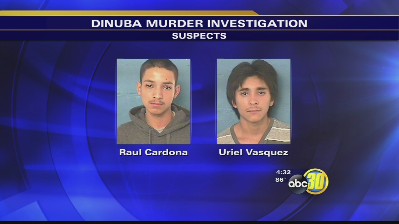Dinuba shooting