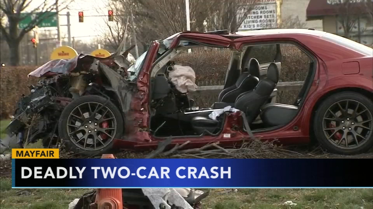 1 dead, 4 injured in Roosevelt Boulevard crash in Mayfair; man ...