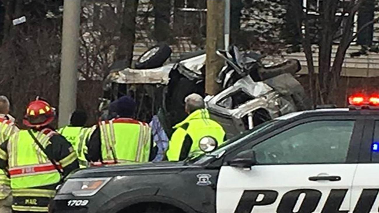2 dead in Bartlett rollover crash identified | abc7chicago com