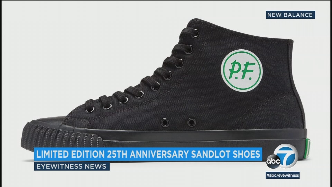 PF Flyers introduces shoe to celebrate