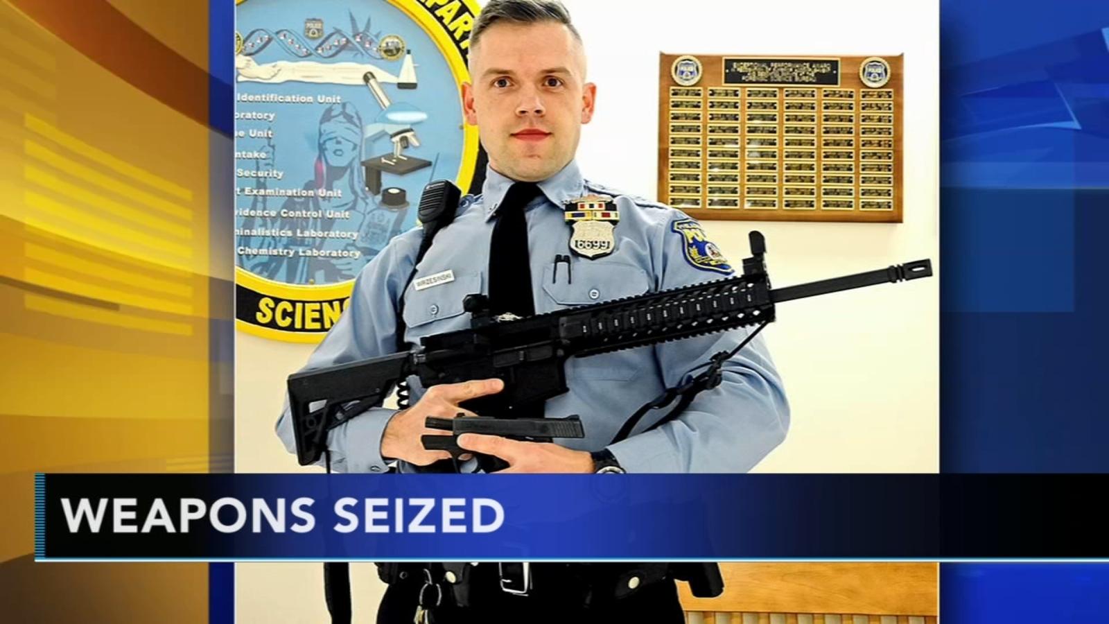 Philadelphia police arrest boy walking with AR-15, teen with pistol