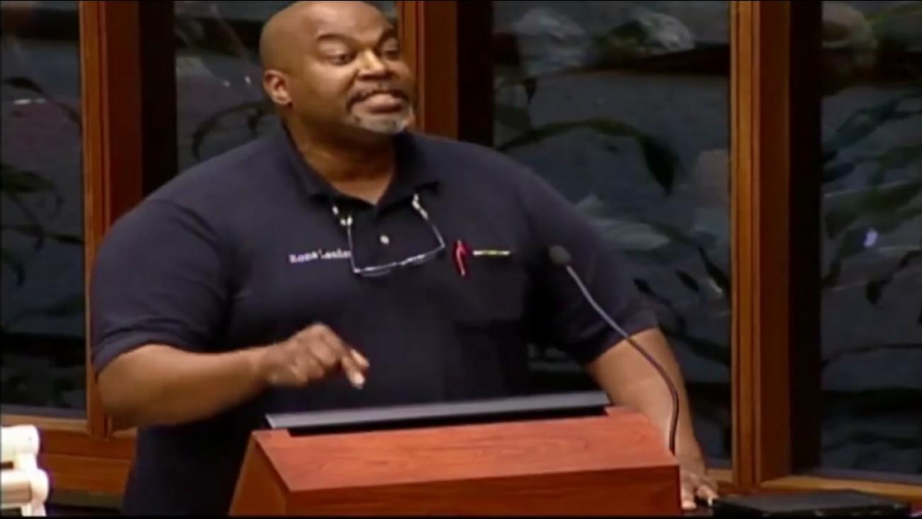 North Carolina Man S Speech At City Council Meeting About Gun Rights