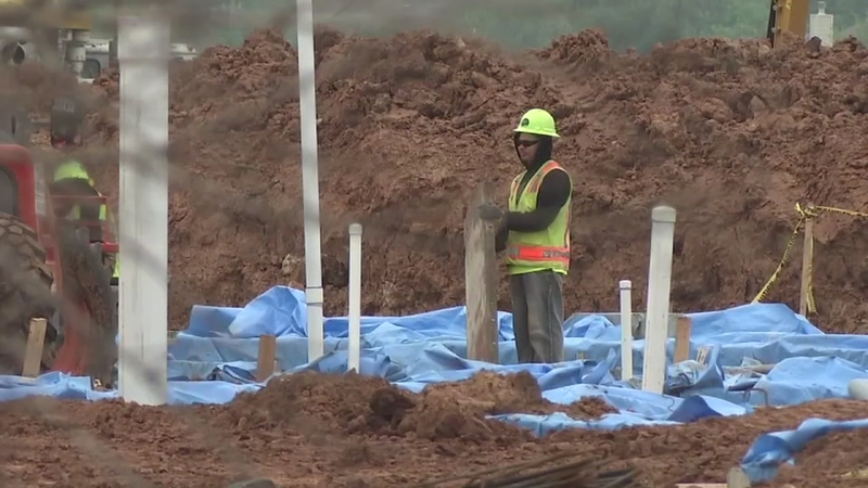 Buried bodies discovered at Fort Bend ISD construction site