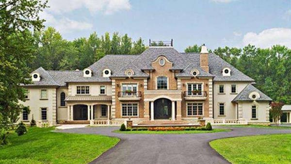 PHOTOS: Jon Runyan's $5.8 million NJ home for sale - 6abc Philadelphia