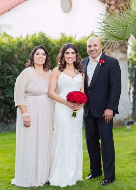 "<div class=""meta image-caption""><div class=""origin-logo origin-image wtvd""><span>WTVD</span></div><span class=""caption-text"">Gloria Rodriguez with her brother Raul and sister Lily (Gloria Rodriguez via Erica Mendenhall Photography)</span></div>"