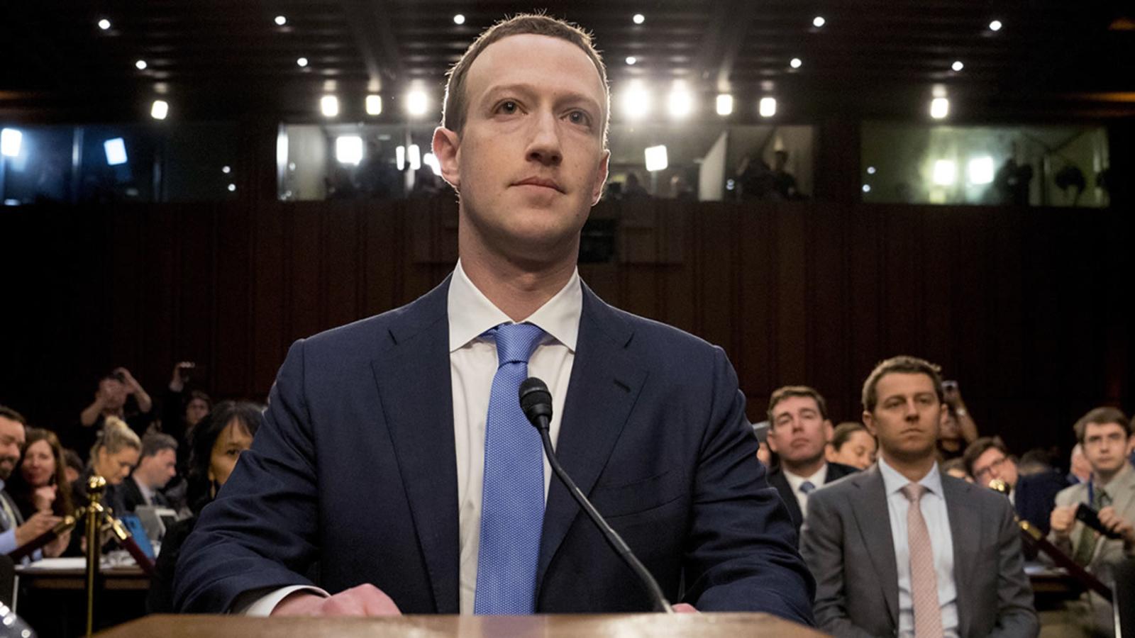 Facebook CEO Mark Zuckerberg testifies before Congress on data sharing -  ABC7 San Francisco