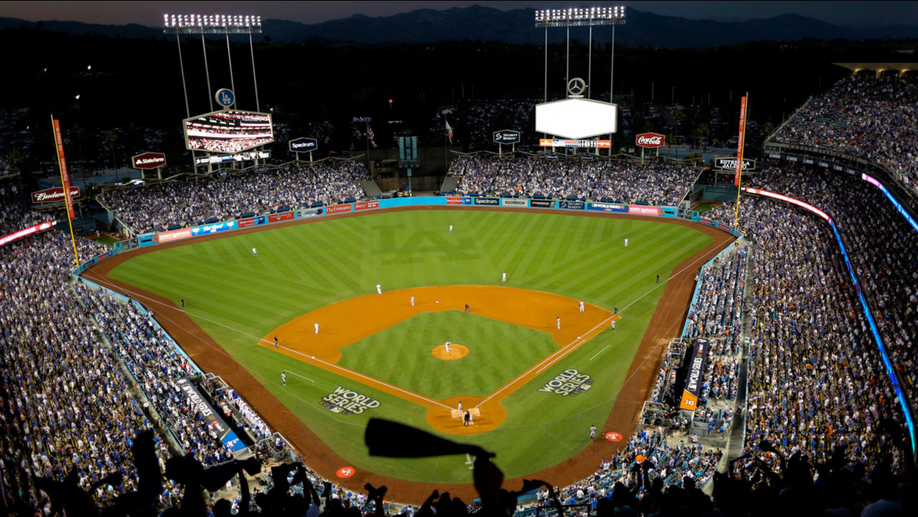 Mylar balloon identified as cause for power outage at Dodger Stadium