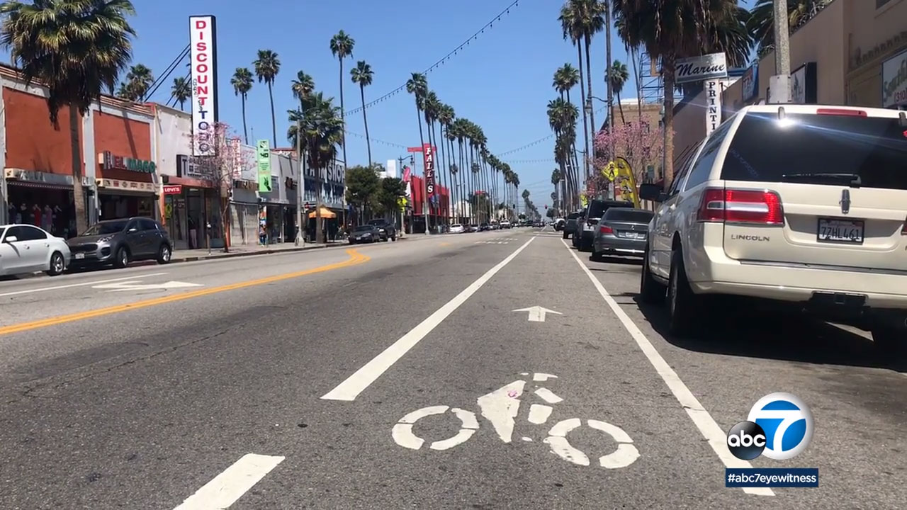 The Los Angeles City Council will look into creating a cycle track loop connecting the Wilmington community's main areas.