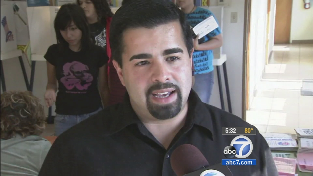 Bell Gardens Mayor Daniel Crespo is seen in this undated file photo.