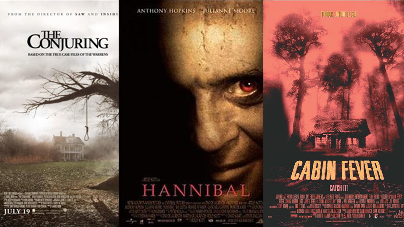 16 horror movies filmed in North Carolina