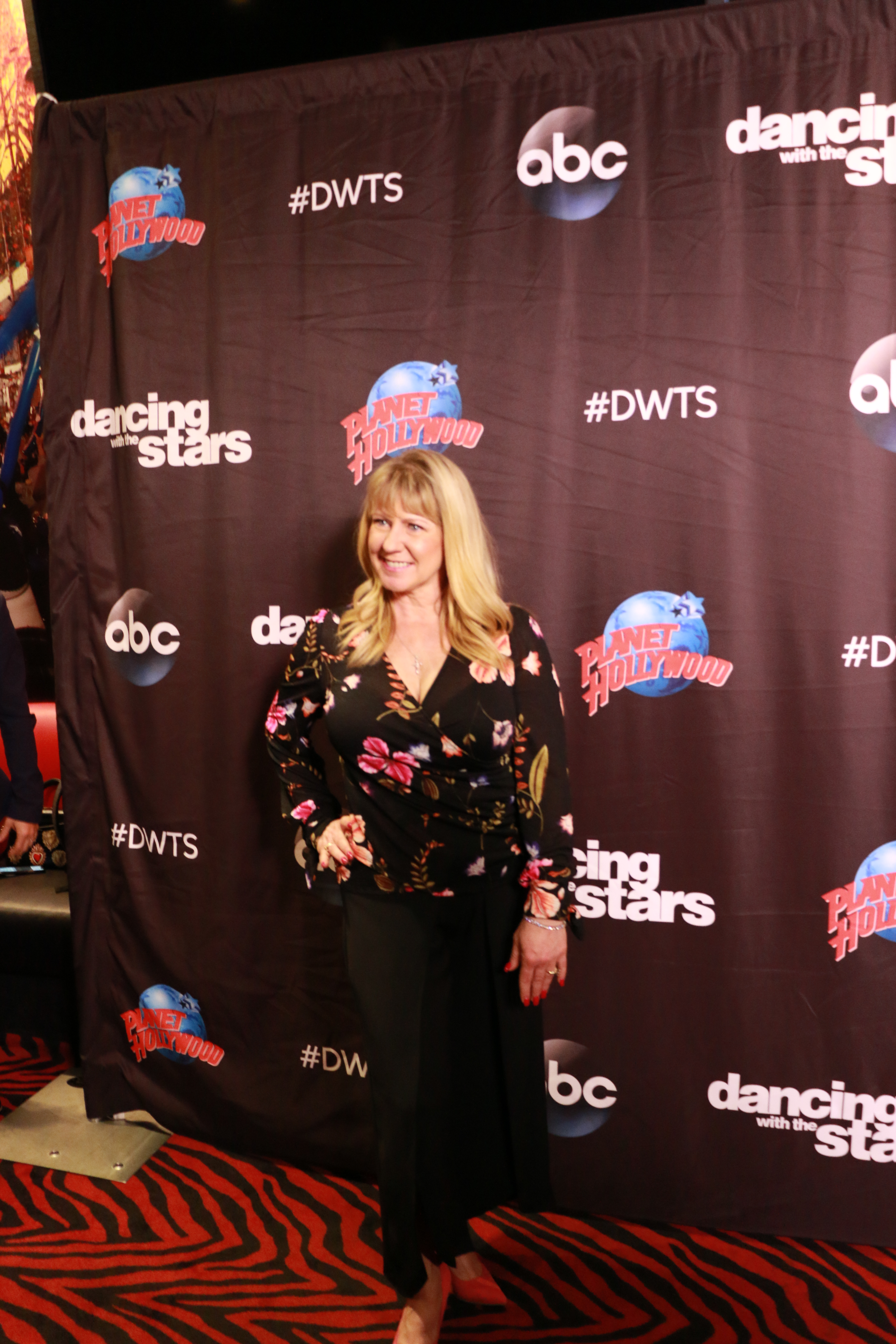 <div class='meta'><div class='origin-logo' data-origin='none'></div><span class='caption-text' data-credit='Heather Harkins/WABC'>Tonya Harding on the red carpet of the ''Dancing with the Stars'' cast announcement on ''Good Morning America.''</span></div>
