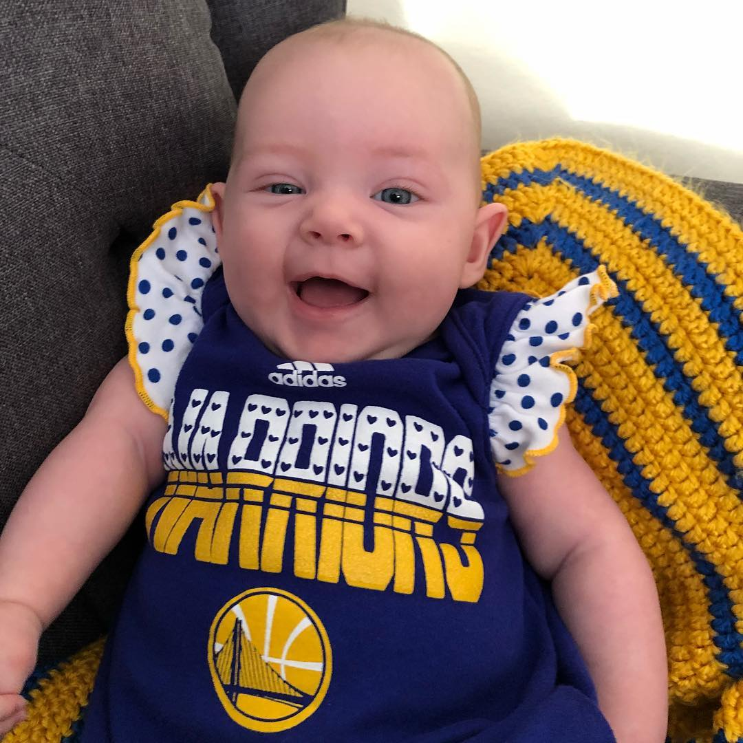 <div class='meta'><div class='origin-logo' data-origin='none'></div><span class='caption-text' data-credit='sarahcarlstedt_doeshair/Instagram'>Dub Nation, show us what you got! Share your Warriors fan pics with #abc7now to appear in this gallery, on air, or on our other social media platforms.</span></div>