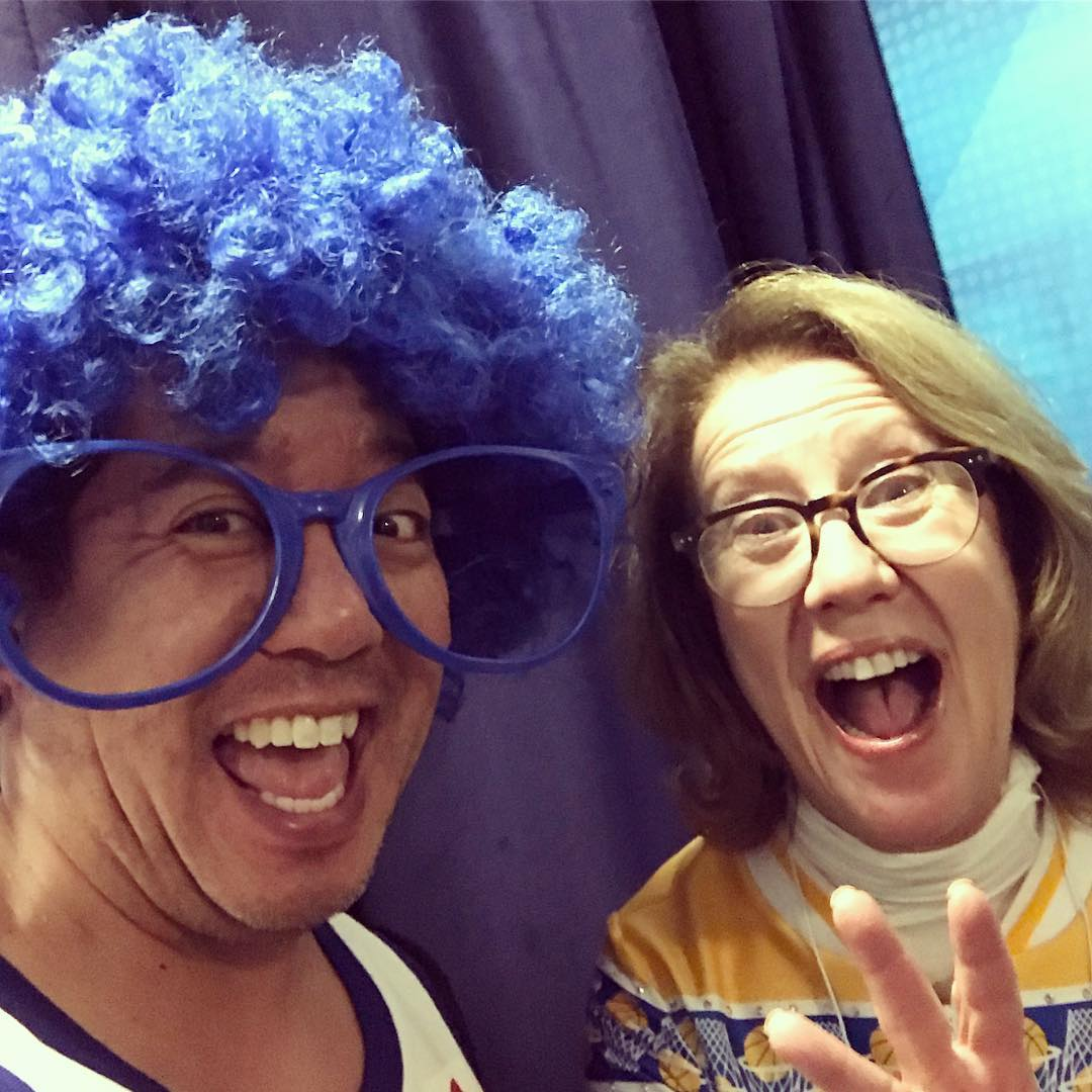 <div class='meta'><div class='origin-logo' data-origin='none'></div><span class='caption-text' data-credit='splashfro/Instagram'>Dub Nation, show us what you got! Share your Warriors fan pics with #abc7now to appear in this gallery, on air, or on our other social media platforms.</span></div>