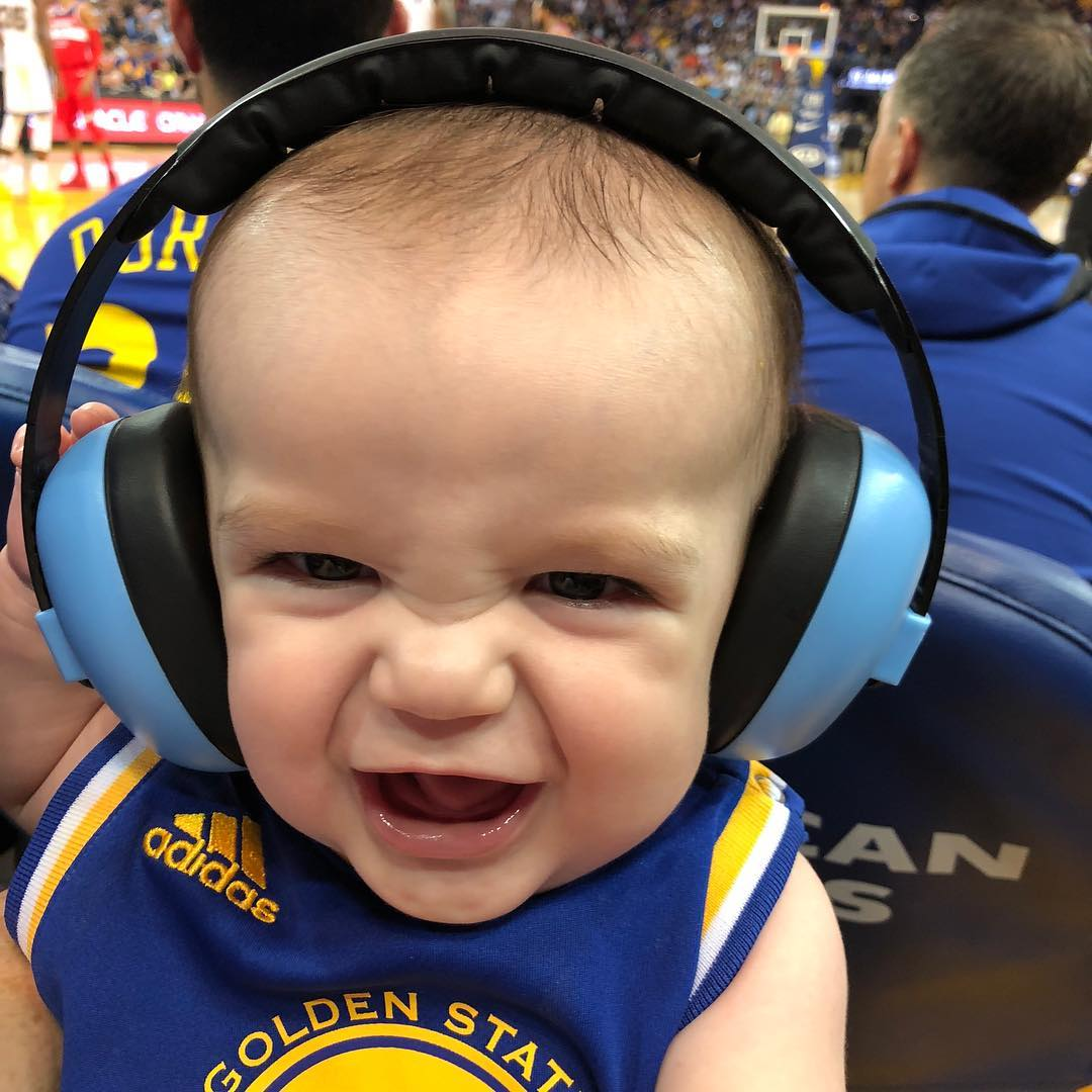 <div class='meta'><div class='origin-logo' data-origin='none'></div><span class='caption-text' data-credit='samanthabaylie/Instagram'>Dub Nation, show us what you got! Share your Warriors fan pics with #abc7now to appear in this gallery, on air, or on our other social media platforms.</span></div>