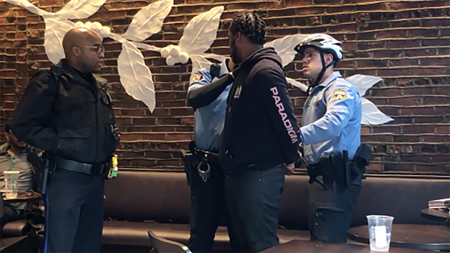 ABC News Exclusive: Men arrested at Philadelphia Starbucks were
