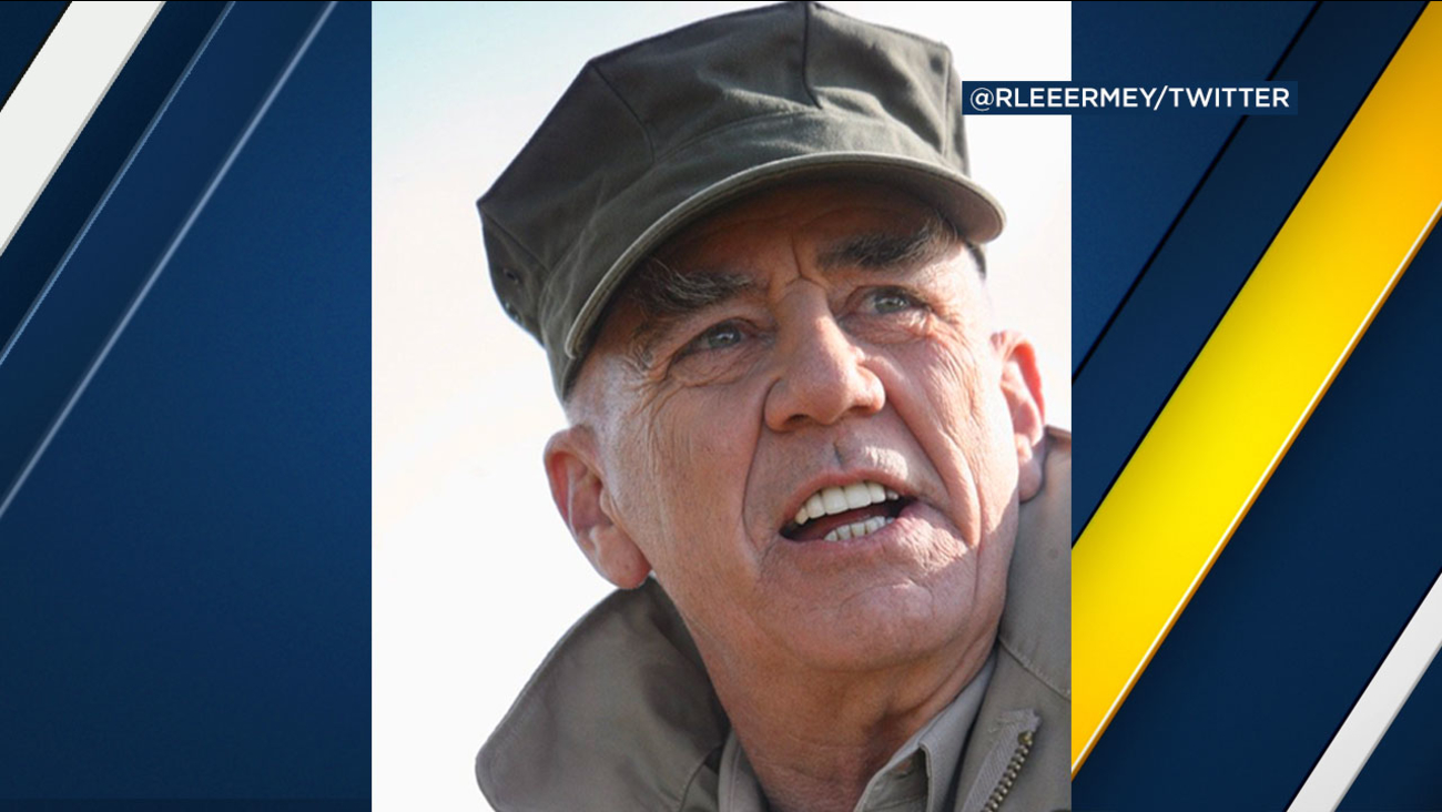 Actor R. Lee Ermey has died at age 74.