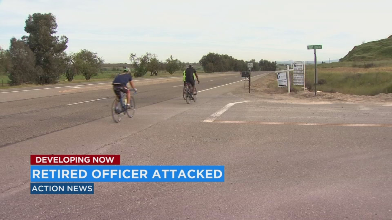 A man brutally attacked the officer of the Rosguard from behind. (video)