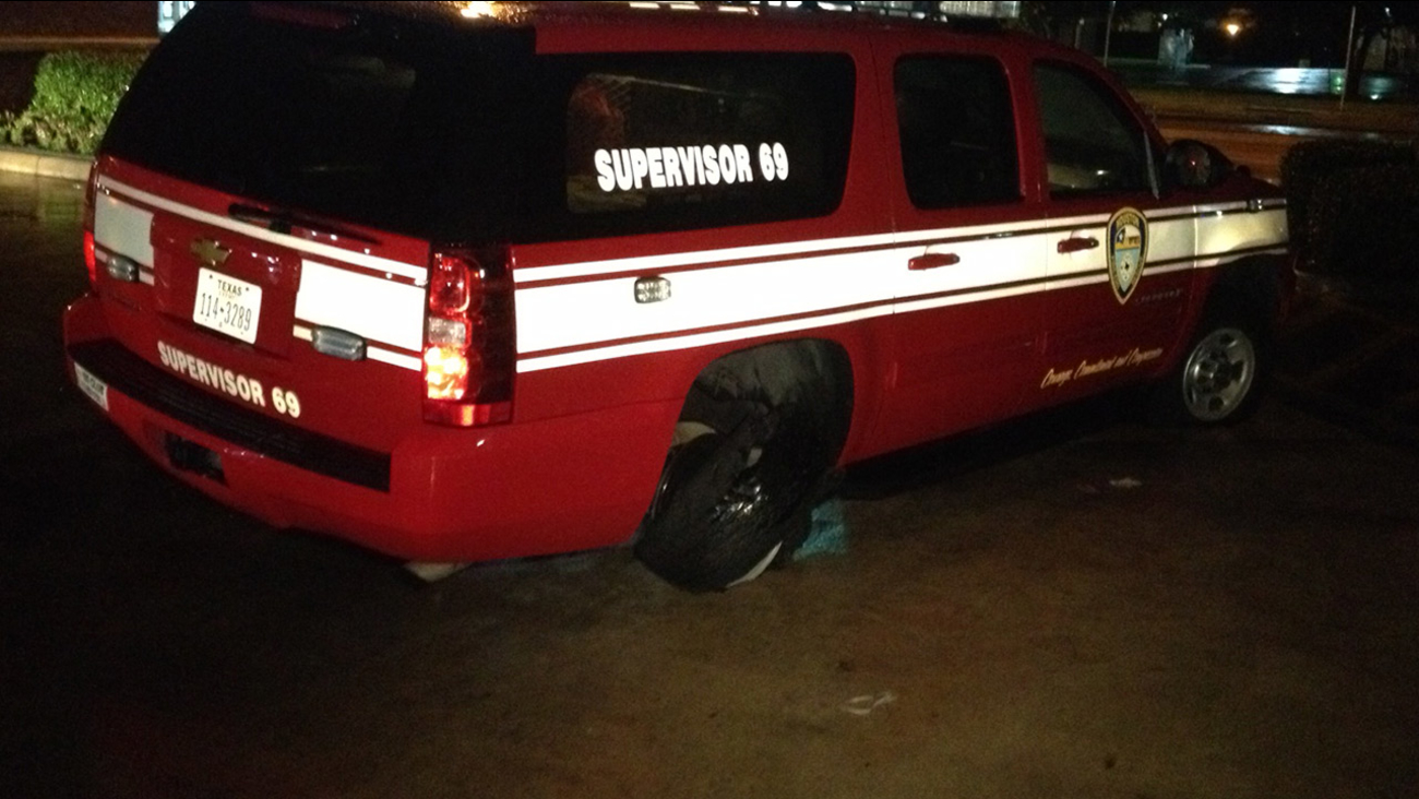 stolen hfd vehicle