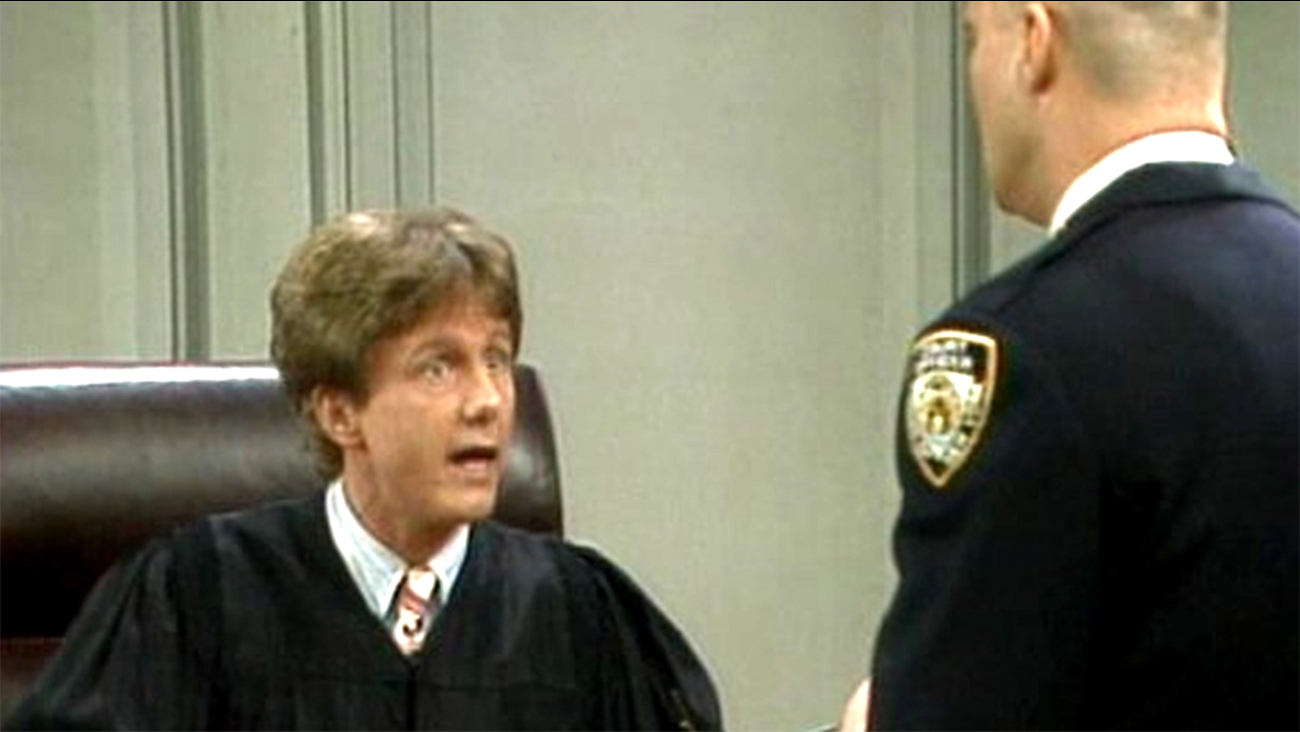 """Harry Anderson on """"Night Court."""""""