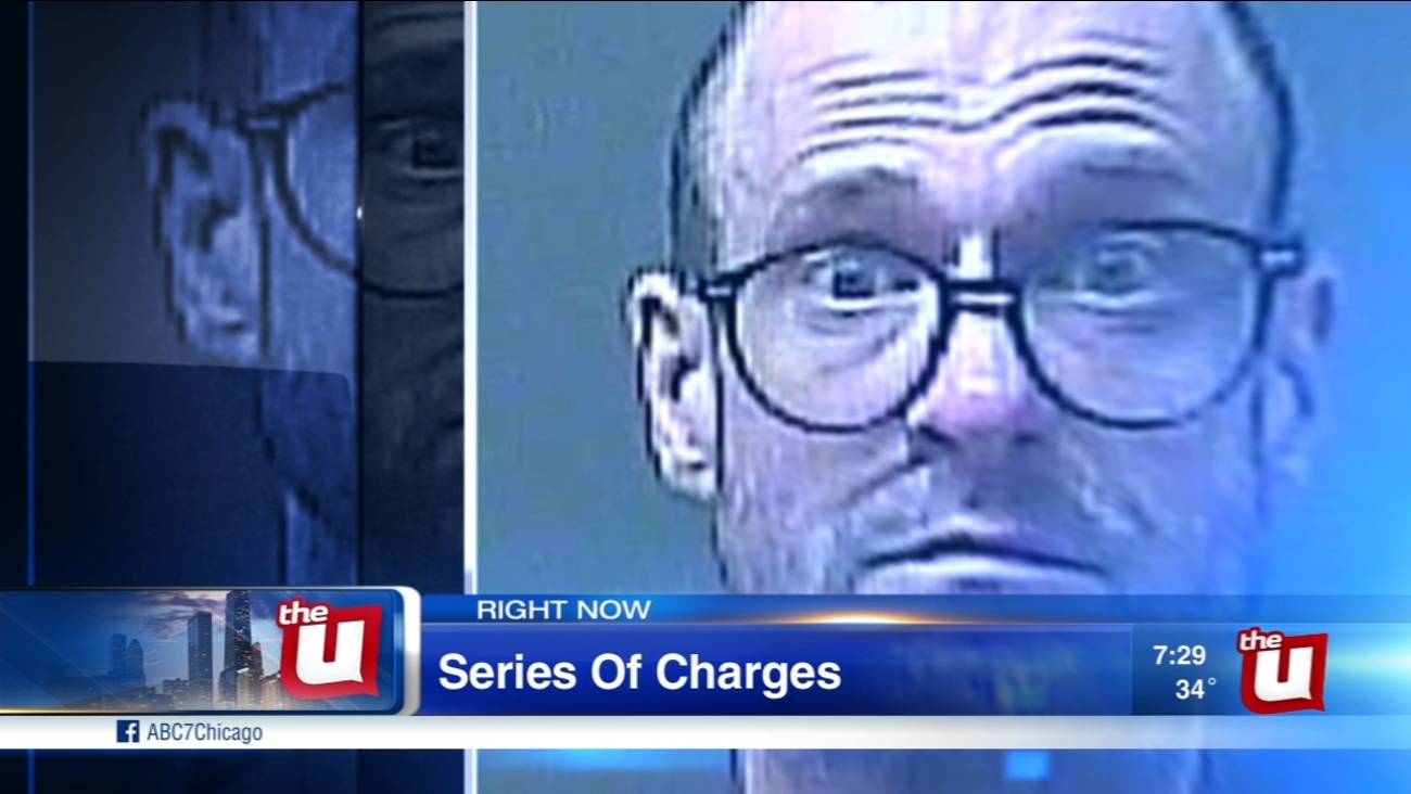 Indiana man who allegedly tried to blow up neighbor's car charged with child porn