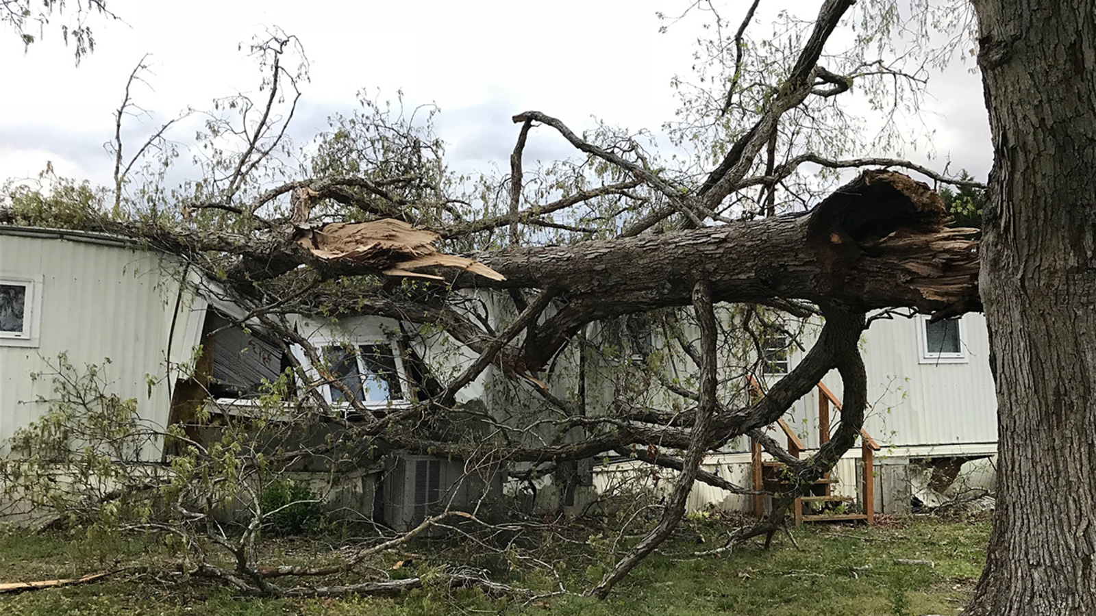 Nws Confirms Ef1 Tornado Touched Down In Wendell Abc11 Com