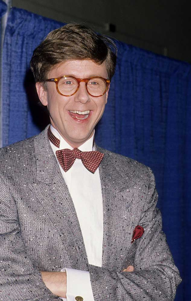 "<div class=""meta image-caption""><div class=""origin-logo origin-image none""><span>none</span></div><span class=""caption-text"">Actor Harry Anderson (pictured in 1990) was found dead on April 16, 2018 at age 65. He was best known for the comedy series ''Night Court.'' (Ron Galella, Ltd. / Contributor via Getty)</span></div>"
