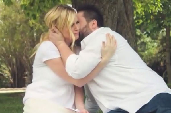 """<div class=""""meta image-caption""""><div class=""""origin-logo origin-image """"><span></span></div><span class=""""caption-text"""">Ashley and Tyson Gardner documented their experience undergoing fertility treatments that resulted in an unexpected outcome -- an extremely rare double set of identical twins. (Gardner Quad Squad/YouTube)</span></div>"""