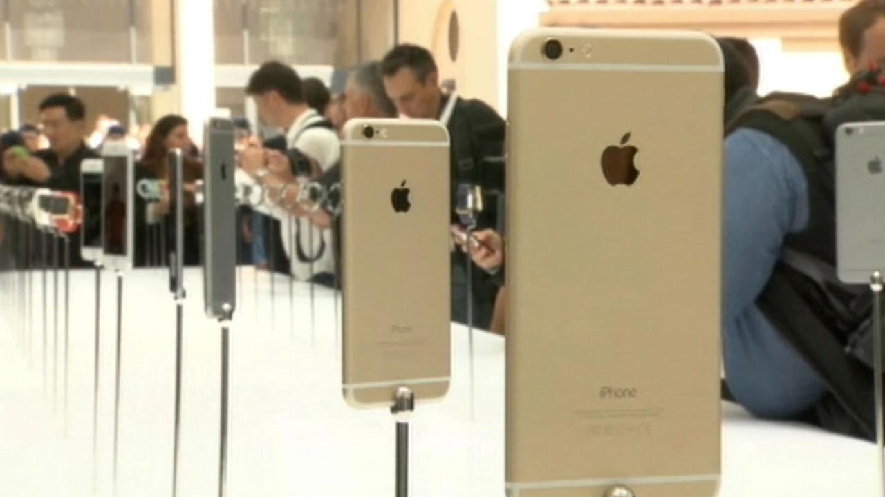 Apple's new iPhone 6