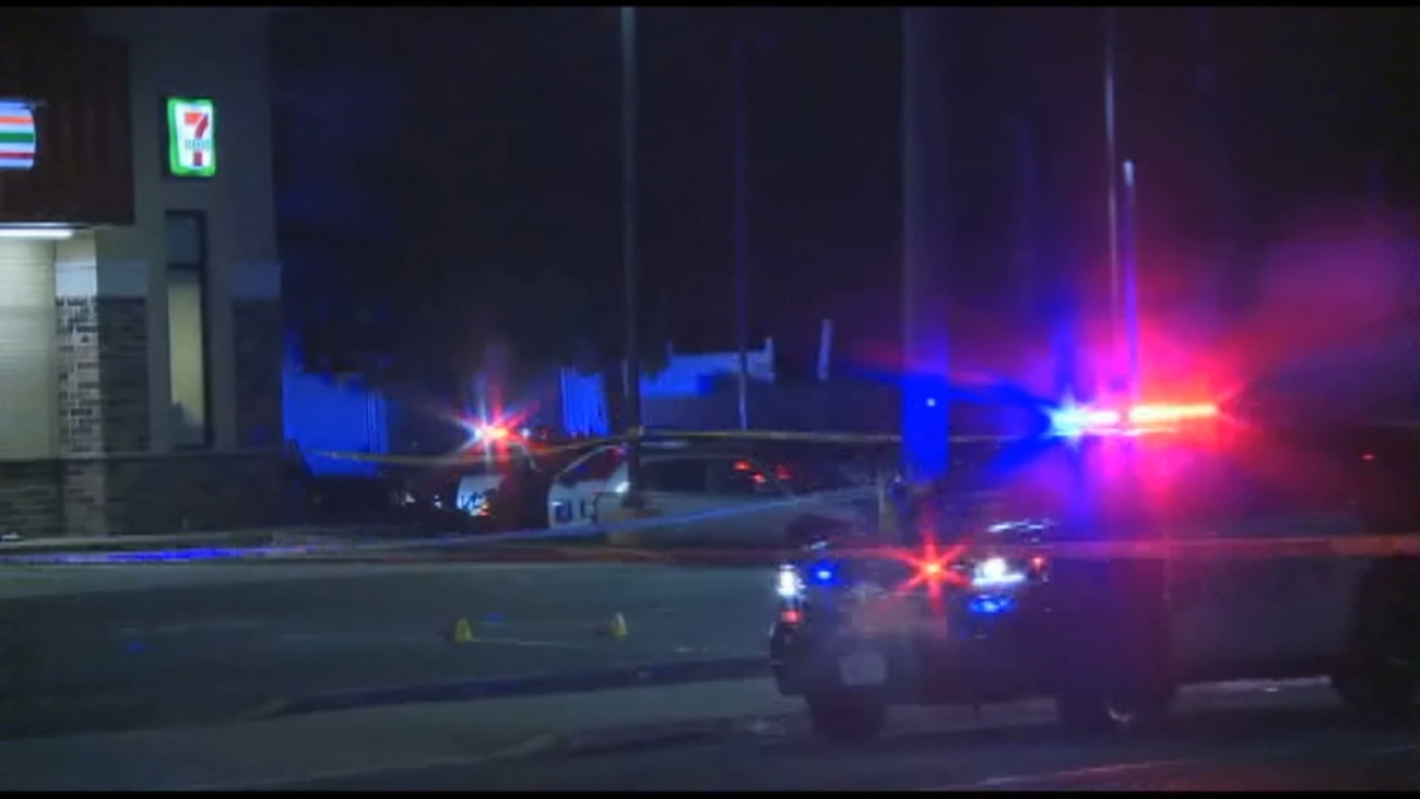 Suspect Arrested In Fatal Shooting In 7 Eleven Parking Lot In New Jersey